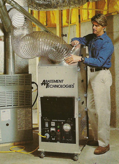 Power Vacuum Attachment